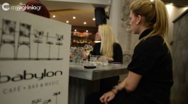 Babylon all day cafe – bar